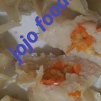 Jual Dimsum/Somay ayam ranjau pedas, homemade, no msg, no pengawet Murah