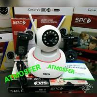 Jual IP CAM CCTV WIFI WIRELESS PORTABLE SPC SMART BABYCAM GARANSI RESMI Murah