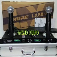 mic wireless SHURE LX88 III