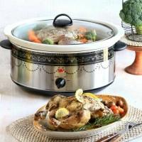 Jual Slow Cooker Vicenza VSC-001 Murah