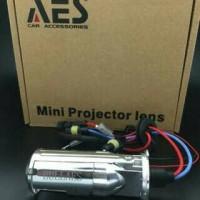 projector lensa h4 mini