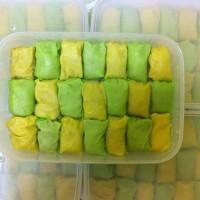 pancake mini full durian