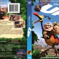 disney up dvd movie collection film koleksi