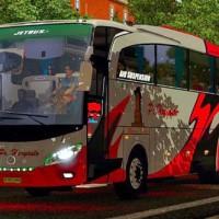 Game bus simulator indonesia ETS2 Lengkap