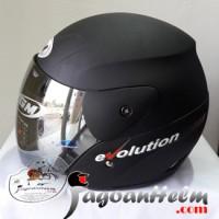 GM Helm EVOLUTION SOLID Black Doff
