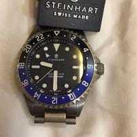 Steinhart TI500 GMT PREMIUM Batman
