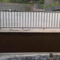 railling balkon stainles minimalis hollow