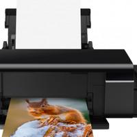 printer Epson L805 print, photo Wifi Ink Tank : Epson L 805 original