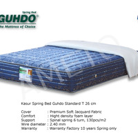 Kasur Standard 140x200x26 cm - Guhdo Spring Bed