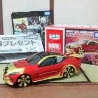 Jual Disney Tomica - Marvel Tune Evo 4.0 Tuned Car Iron Man Original Japan Murah