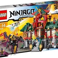 Lego Ninjago 70728 Battle for Ninjago City Jay Lloyd Garmadon Nya Zane