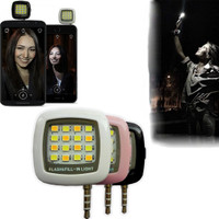 Jual PROMO Lampu Flash selfie Led / Selfie light fill in smartphone Murah