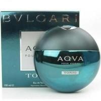 Original Parfum Bvlgari Aqva Pour Homme Tonic for Men EDT 100ml