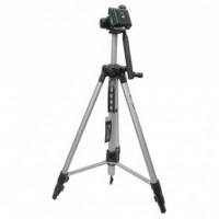Weifeng Aluminium Tripod Photo & Video With 3 Way Head W 350 Black