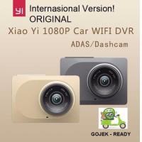 Jual Xiaomi Yi Smart Car Dash Cam ADAS DVR WIFI 165 Degree 1080P 60FPS Murah