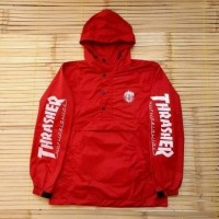 JAKET WINDBREAKER THRASHER X HUF