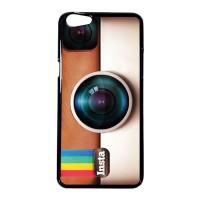 Case Casing OPPO F3 Case Hardcase Murah Unik Motif Unik Logo Instagram