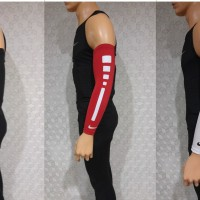 Armsleeve Nike Elite / Sleeve Tangan / ArmPolos / Support / Padded