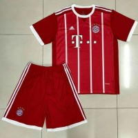 Jersey Kids Bayern Munchen Home 17/18 Grade Ori