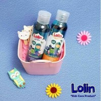 Paket Perawatan Shampo dan Body Wash Hijab anak