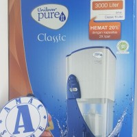 Unilever Pureit Classic Germkill Kit Filter 3000 - Refill PureIt