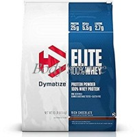Dymatize Elite Whey 10Lb 10Lbs NEW