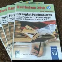 CD RPP K13 Revisi 2017 SMP MTS Kelas VII Mata pelajaran Lengkap