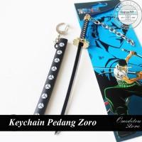 Keychain Anime One Piece - Pedang Shusui Zoro