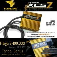 Hurricane XCS 7 FREE xcsR Mtr Gransi 7thn ORI XCS7 XCS5 XCS 5 XCS3 ECU