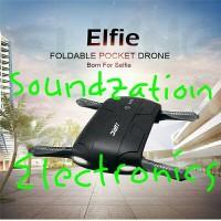 JJRC H37 ELFIE FOLDABLE MINI SELFIE DRONE KAMERA CONTROL FPV