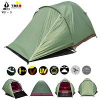Jual Matougui WS005 Tenda Camping Hiking Double Layer Windproof /Waterproof Murah