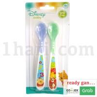 Jual Sendok Makan Sensor Panas Bayi Pooh / Heat Sensitive Spoon GB025 Murah