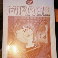 Komik Langka Mirage 1-5 Tamat (tanpa sampul jaket)
