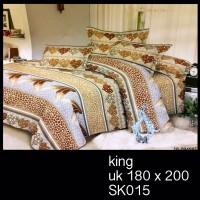Promo sprei 180X200 king size murah