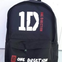 tas backpack one direction / 1d