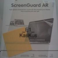 Jual Screen Guard ANTI GLARE for Macbook Pro Retina 13