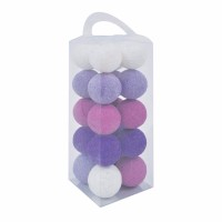 Jual Purple Cotton Light Ball Murah