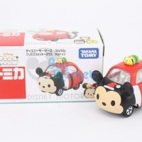 Jual Tomica Disney Motors Tsum Tsum Christmas Mickey Mouse Top Murah