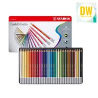 Stabilo CarbOthello Chalk-Pastel Pencil 36 Colors