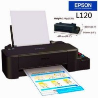PRINTER EPSON L120 GARANSI REMSI HRG INCLUDE PPN