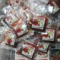 Jual Dendeng Balado Ny. Tju Cabe Merah 500 gram Murah
