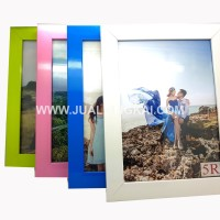 Bingkai Foto 5R| Photo Frame Minimalis | Jual Pigura Murah | Gift Unik