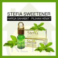 Stefia Stevia 60ml - Rumah Keto