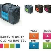 Tas Lipat Organizer Foldable Travel Hand Bag - A377