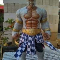 Mainan Action Figure Hanoman Tokoh Pewayangan 30 cm custom figure