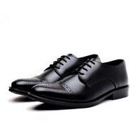 Jual Sepatu Pantofel Kerja Pesta Pria WETAN Sweta Dwipa 2 -Hitam Coklat Tan Murah