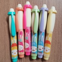 Stabilo Mini Set Isi 6 Rabbit Happy Day