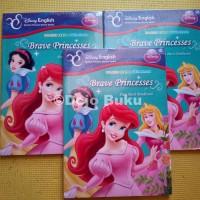 Koleksi Cerita Dwibahasa: Brave Princesses (Para Putri Pemberani) by D