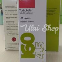 SYMBICORT TURBUHALER - Obat Asma untuk Dewasa