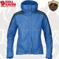 Fjallraven Skogso W Jacket - Size M Uncle Blue/UN Blue